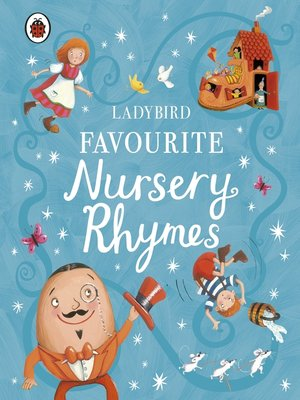 cover image of Ladybird Favourite Nursery Rhymes