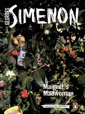 cover image of Maigret's Madwoman