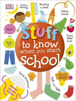 cover image of Stuff to Know When You Start School