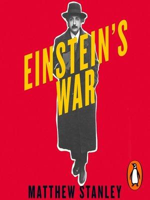 cover image of Einstein's War