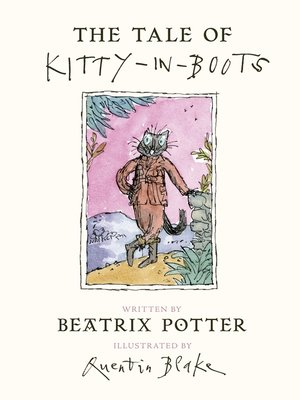 cover image of The Tale of Kitty In Boots