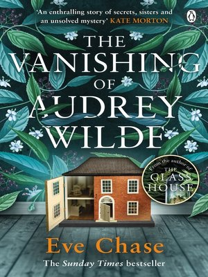 cover image of The Vanishing of Audrey Wilde