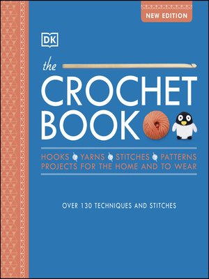 cover image of The Crochet Book