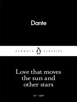 cover image of Love That Moves the Sun and Other Stars