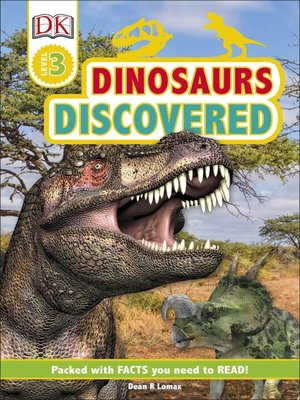 cover image of Dinosaurs Discovered