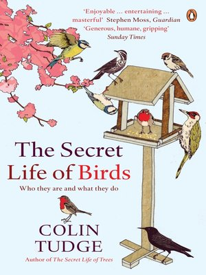 cover image of The Secret Life of Birds