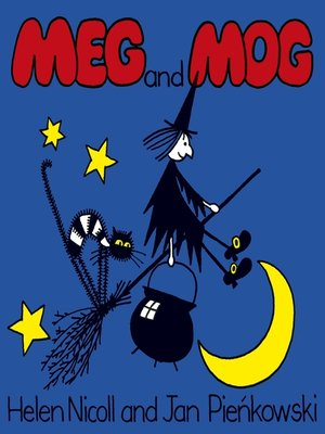 cover image of Meg and Mog