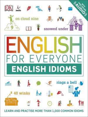 cover image of English for Everyone English Idioms