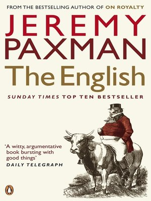 cover image of The English