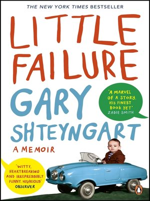 cover image of Little Failure