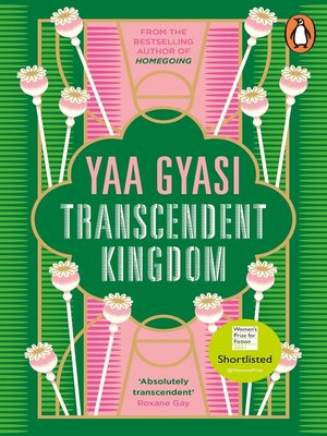 cover image of Transcendent Kingdom