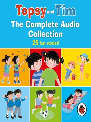 cover image of The Complete Audio Collection