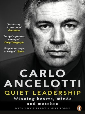 cover image of Quiet Leadership