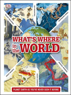 cover image of What's Where in the World