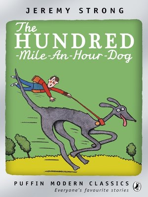 cover image of The Hundred-Mile-an-Hour Dog