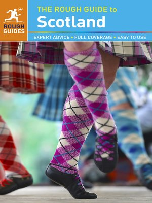 cover image of The Rough Guide to Scotland
