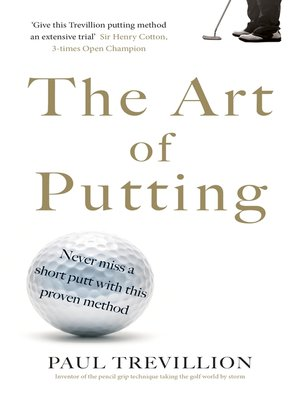 cover image of The Art of Putting