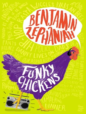 cover image of Funky Chickens