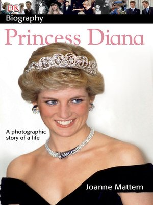 cover image of Diana Princess of Wales