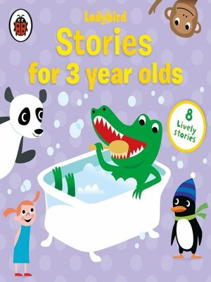 cover image of Stories for Three-year-olds