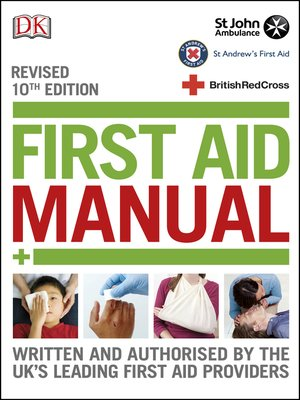 cover image of First Aid Manual