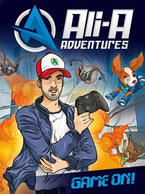 cover image of Ali-A Adventures