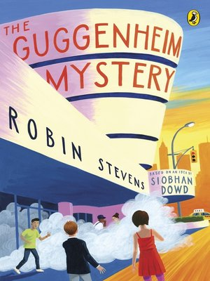cover image of The Guggenheim Mystery