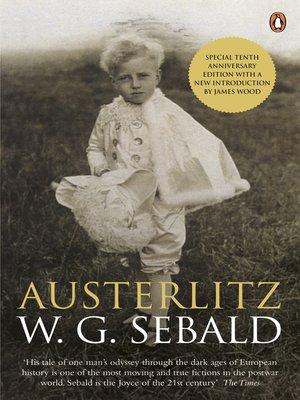 cover image of Austerlitz