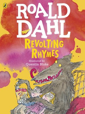 cover image of Revolting Rhymes