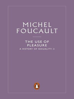 cover image of The History of Sexuality, Volume 2