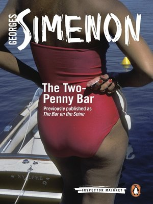 cover image of The Two-Penny Bar