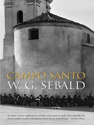 cover image of Campo Santo