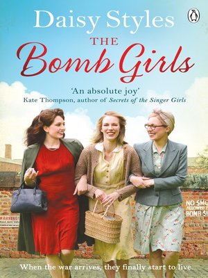 cover image of The Bomb Girls