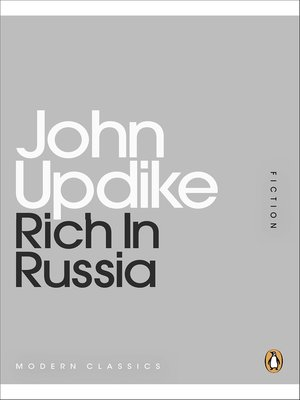cover image of Rich in Russia