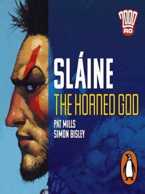 cover image of Slaine the Horned God