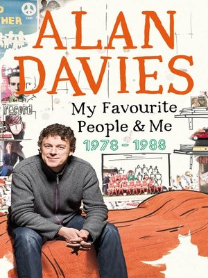 cover image of My Favourite People & Me:  1978-1988