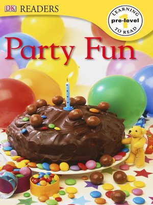 cover image of Party Fun