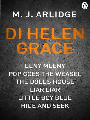 cover image of DI Helen Grace