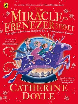 cover image of The Miracle on Ebenezer Street