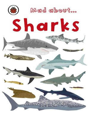 cover image of Mad About Sharks
