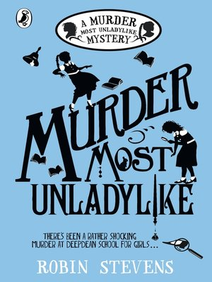 cover image of Murder Most Unladylike