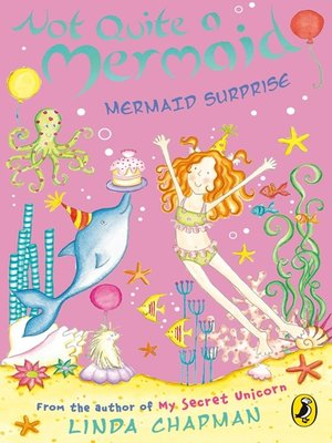 cover image of Not Quite a Mermaid