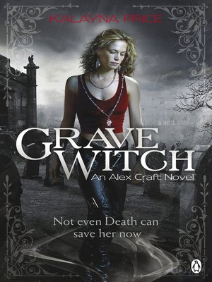 cover image of Grave Witch
