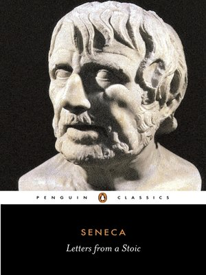 cover image of Letters from a Stoic