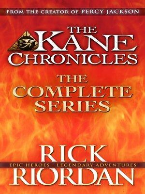 Rick Riordan Kane Chronicles Epub