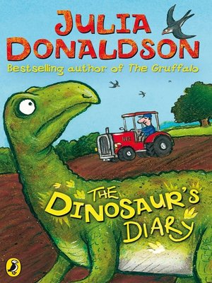 cover image of The Dinosaur's Diary