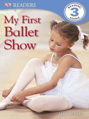 cover image of My First Ballet Show