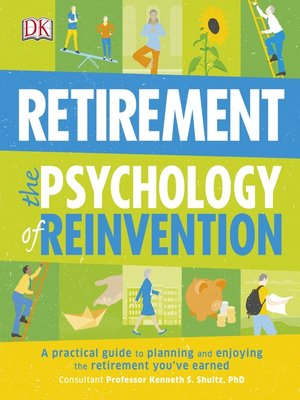 cover image of Retirement the Psychology of Reinvention