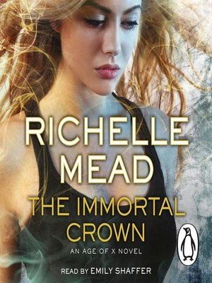 cover image of The Immortal Crown