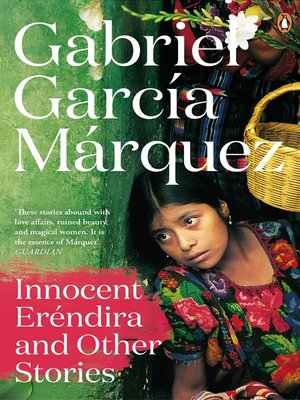 cover image of Innocent Erendira and Other Stories